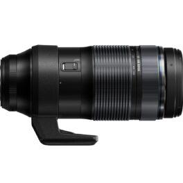 Objetivo Olympus M.Zuiko Digital ED 100-400mm f/5.0-6.3 IS Negro