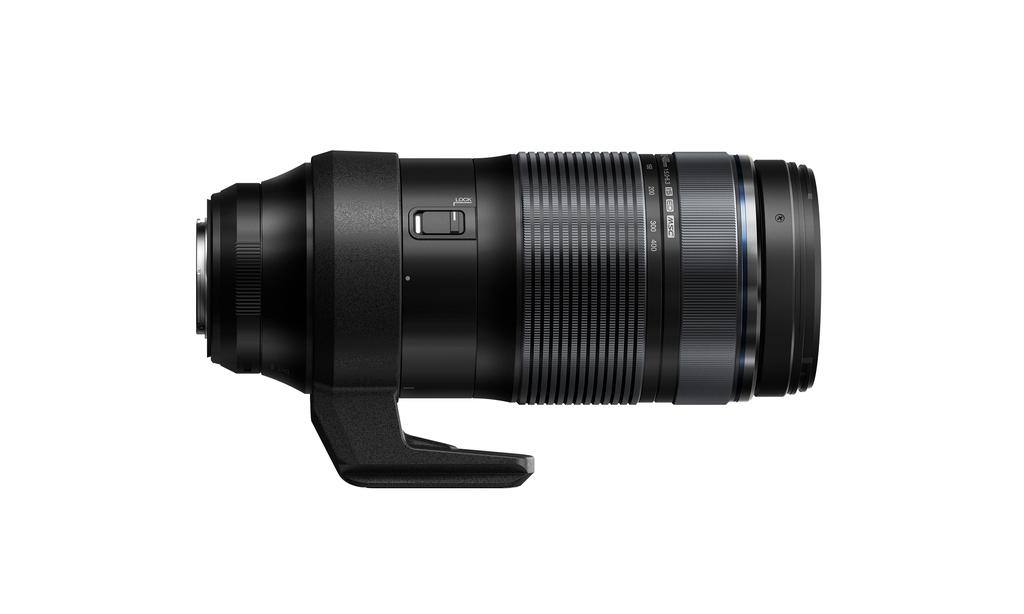 Olympus M.Zuiko Objetivo Digital ED 100-400mm f/5.0-6.3 IS Negro