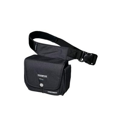 Olympus Bolso para cámaras OM-D Streetomatic Edition Riñonera Negra
