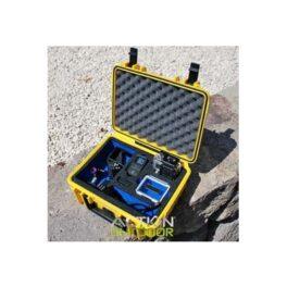 Maleta - Action Outdoor Estanca Amarilla 25x17,7x6,7+2,7cm