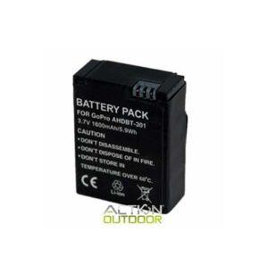 Bateria - Action Outdoor 1600 mAh 3,7V | 7407
