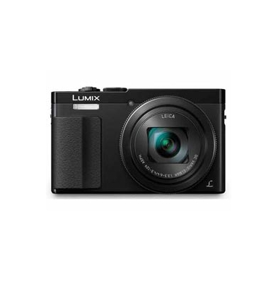 Cámara Compacta Panasonic Lumix TZ70EG-K Negra