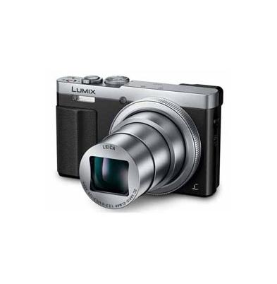 Cámara Compacta Panasonic Lumix TZ70EG-S Plata