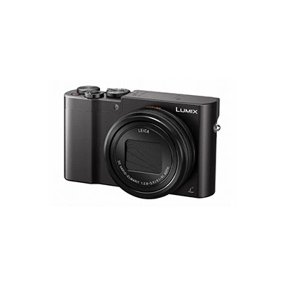 Cámara Compacta Panasonic Lumix TZ100EG-K Negra (sds)