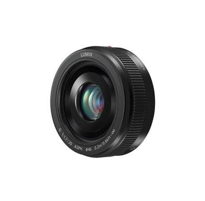 Objetivo - Panasonic 20mm F1.7 cuerpo metal Negro | H-H020AE-K