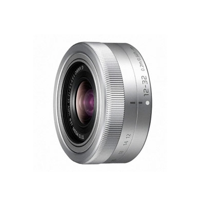 Panasonic Objetivo 12-32mm f/3.5-5.6 Plata