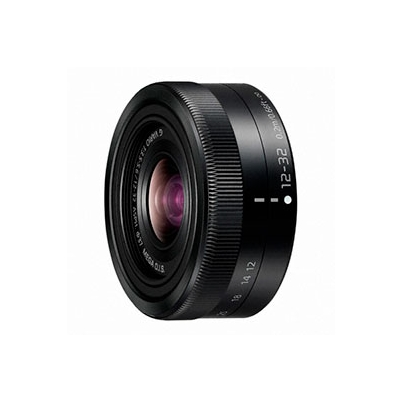 Objetivo Panasonic 12-32mm f/3.5-5.6 Negro | H-FS12032E-K
