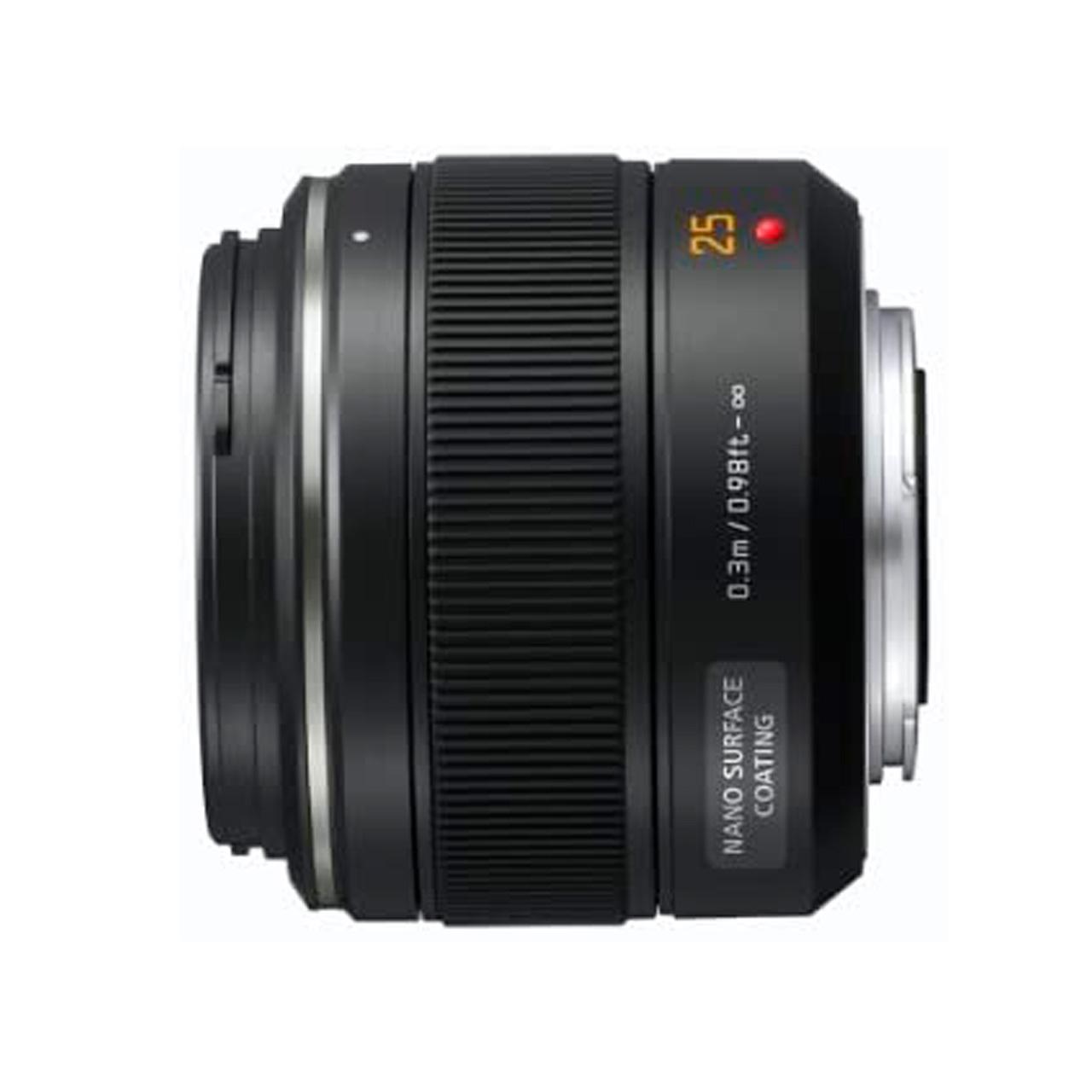 Panasonic Objetivo 25mm f/1.4 46mm Leica (Nuevo)