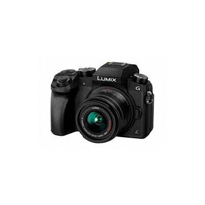 Camara Evil - Panasonic Lumix G7KEC-K Negra Objetivo 14-42mm (sds) | DMC-G7KEC-K
