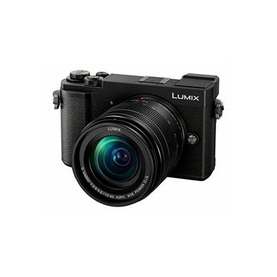 Camara Evil - Panasonic Lumix GX9MEC-K Negra Obj. 12-60mm (sds) | DC-GX9MEC-K