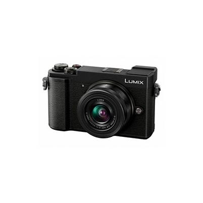 Cámara Evil Panasonic Lumix GX9KEC-K Negra Objetivo 12-32mm (sds)