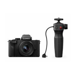 Camara Evil - Panasonic Lumix G100VEC-K Negra Obj. 12-32mm + Tripode SHGR1 (sds)