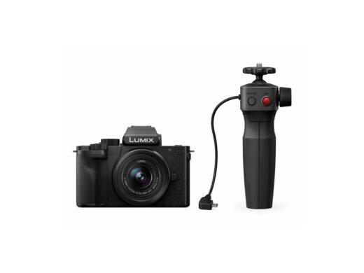 Camara Evil - Panasonic Lumix G100VEC-K Negra Obj. 12-32mm + Tripode SHGR1 (sds) | DC-G100VEC-K