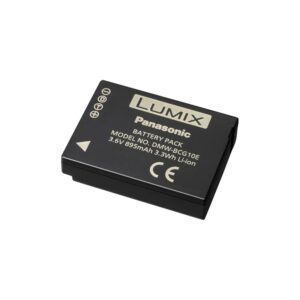 Bateria - BCG10E  3.6V, 895mAh, 3.3Wh Panasonic | DMW-BCG10E