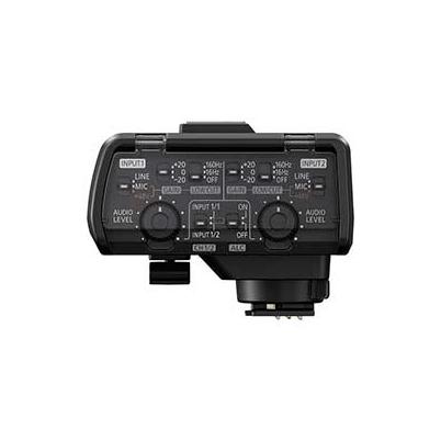 Panasonic XLR Adaptador de micrófono