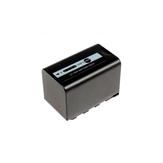 Panasonic Batería VBD58E-K 7.2V, 5800mAh,