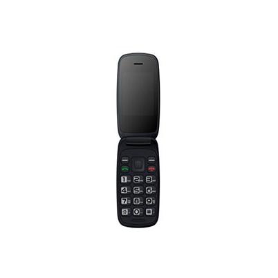 Qubo Teléfono Móvil Neo X216B, Dual SIM, Negro