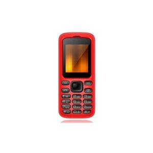 Telefono movil - Qubo GEA Dual SIM Rojo | GEA-RD