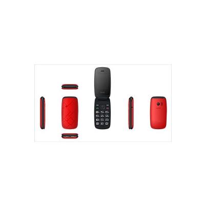 Teléfono Móvil Qubo Neo X216B, Dual SIM, Rojo