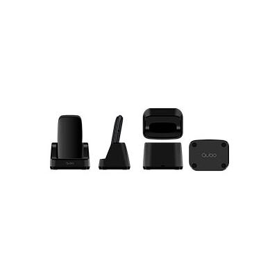 Telefono movil - Qubo NEO 2, Dual SIM, Negro con Base de Carga | NEO2-BK