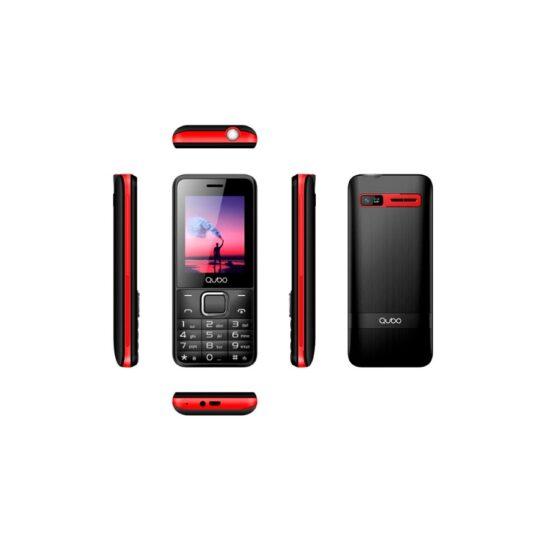 Teléfono Móvil Qubo X-229RD Rojo