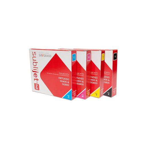 Tinta Sublimacion - Sawgrass SG400/800 42 ml. Negro   209091