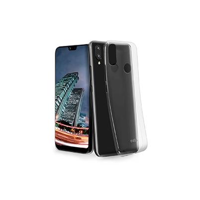 Funda Smartphone - SBS Skinny Transparente, Flexible, material TPU | TESKINHUP10LT
