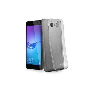 Funda Smartphone - SBS Skinny Transparente, Flexible, material TPU | TESKINHUY617T