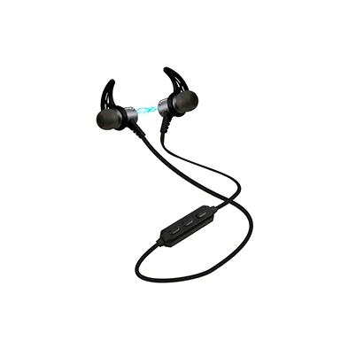 Auricular Bluetooth - SBS Magnetico, Correa, Control V., BT v4.2 + EDR Negro | TEEARSETBT500K