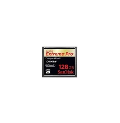 Tarjeta Memoria CF 128Gb Sandisk Extreme Pro 160 Mb/s