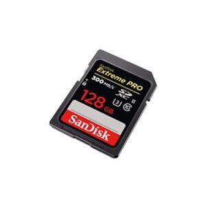 Tarjeta Memoria - SDXC  128Gb Sandisk Extreme Pro 300Mb/s Clase 10 | SDSDXPK-128G-GN4IN