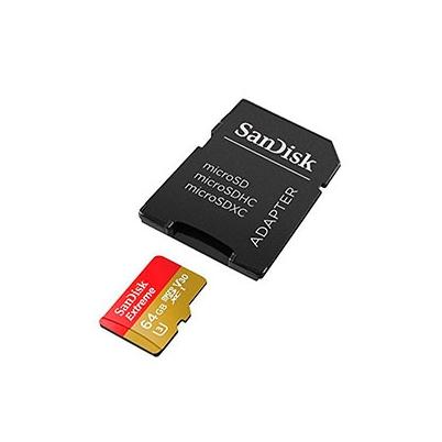 SanDisk Tarjeta Memoria SDXC Micro   64Gb Sandisk Extreme 160Mb/s C10 Mobile