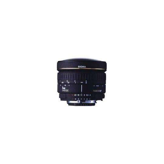 Objetivo Sigma Canon Pro 8mm f/3.5 EX DG Circular