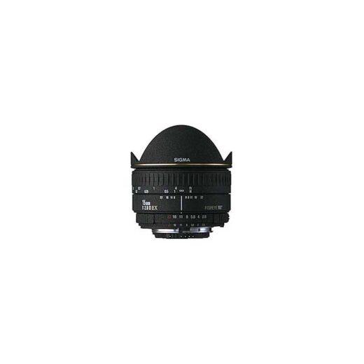 Objetivo - Sigma Canon Pro    15mm F2,8 EX DG Diagonal | 476274