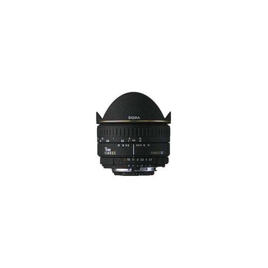 Objetivo Sigma Canon Pro 15mm f/2,8 EX DG Diagonal