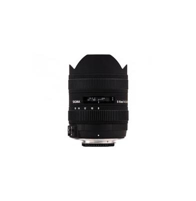Objetivo - Sigma Canon Pro   8-16mm F4.5-5.6 DC HSM   203542