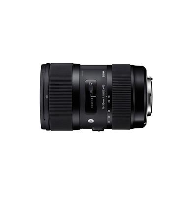 Objetivo - Sigma Canon 18-35mm F1.8 DC HSM Art | SIAU440