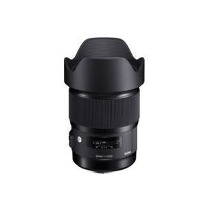 Objetivo - Sigma Canon     20mm F1.4  DG  HSM ART | SIAT130