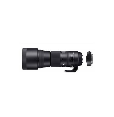Objetivo - Sigma Canon 150-600mm F5-6.3 DG OS HSM Comtemp.+Teleconvert. TC1401 | SIARK10