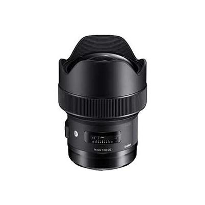 Objetivo - Sigma Canon Pro     14mm F1.8 DG AF HSM ART  