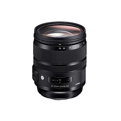 Objetivo - Sigma Canon Pro  24-70mm F2.8 DG AF OS HSM ART |