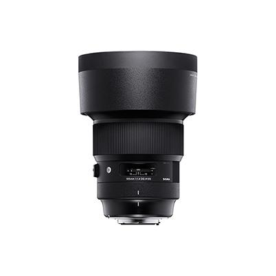 Objetivo Sigma Canon 105mm f/1.4 DG AF HSM Art