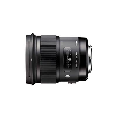 Sigma Objetivo Canon Pro 50mm f/1.4 EX DG HSM Art