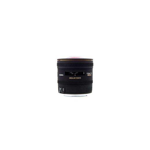 Objetivo - Sigma Nikon Pro      4.5mm F2,8 EX DC Circular | 486556