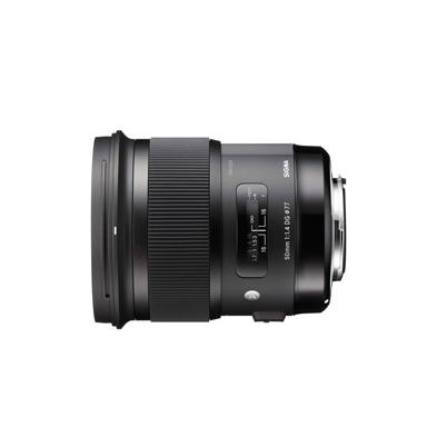 Sigma Nikon Objetivo Pro 50mm f/1.4 EX DG HSM Art