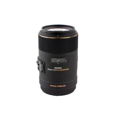 Sigma Nikon Objetivo Pro 105mm f/2.8 EX DG OS HSM Macro