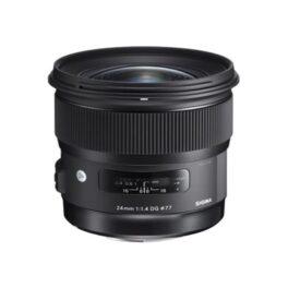Objetivo - Sigma Nikon     24mm F1.4  DG  HSM ART