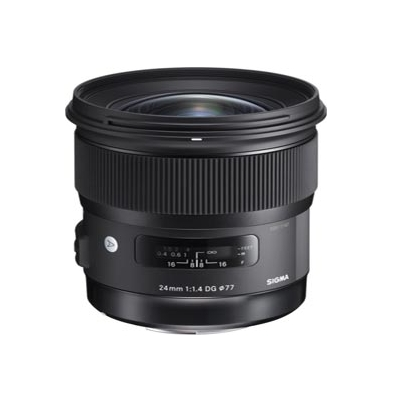Objetivo - Sigma Nikon     24mm F1.4  DG  HSM ART |