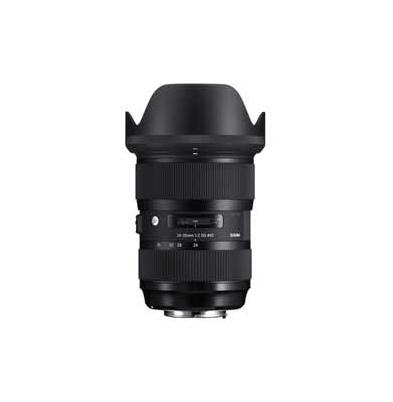 Objetivo - Sigma Nikon Pro  24-35mm F2 DG HSM ART | SIAT601