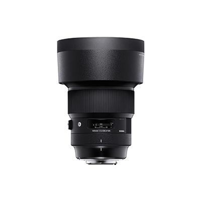 Objetivo - Sigma Nikon    105mm F1.4  DG AF HSM ART | 259556